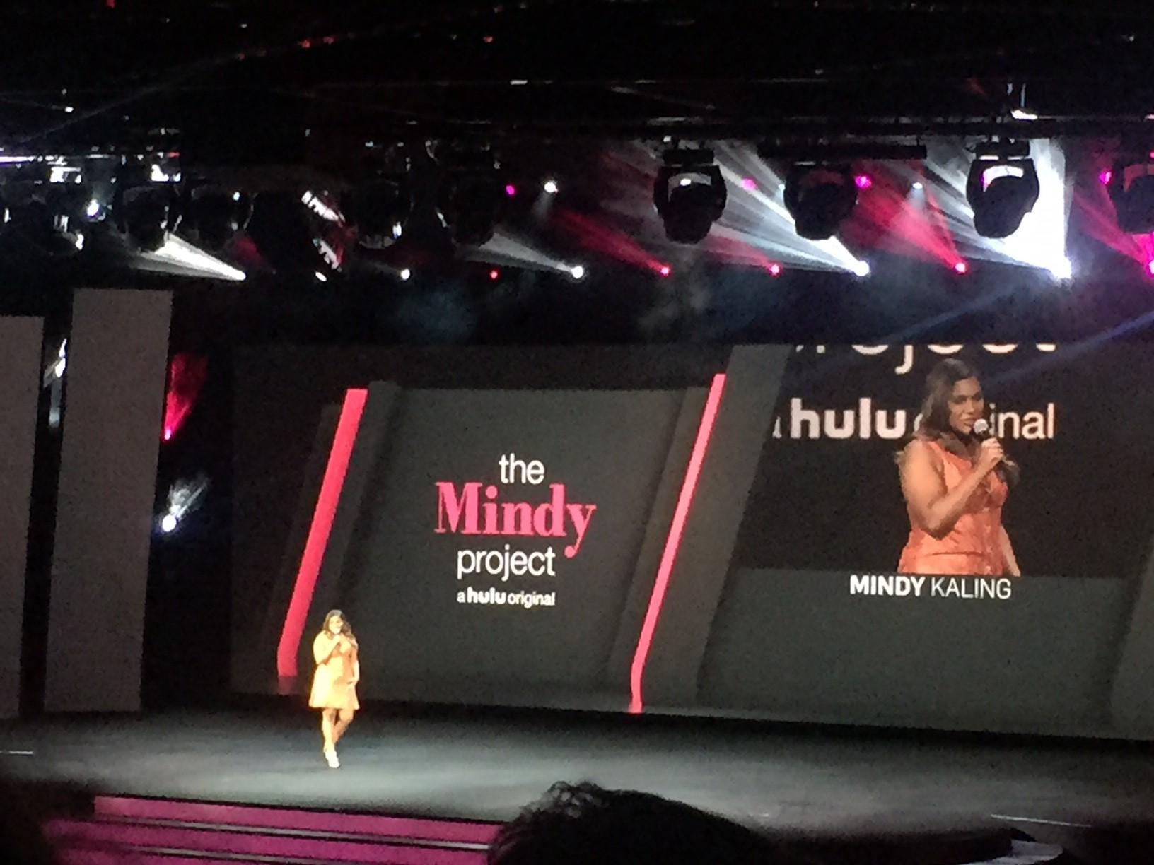 Hulu Mindy project