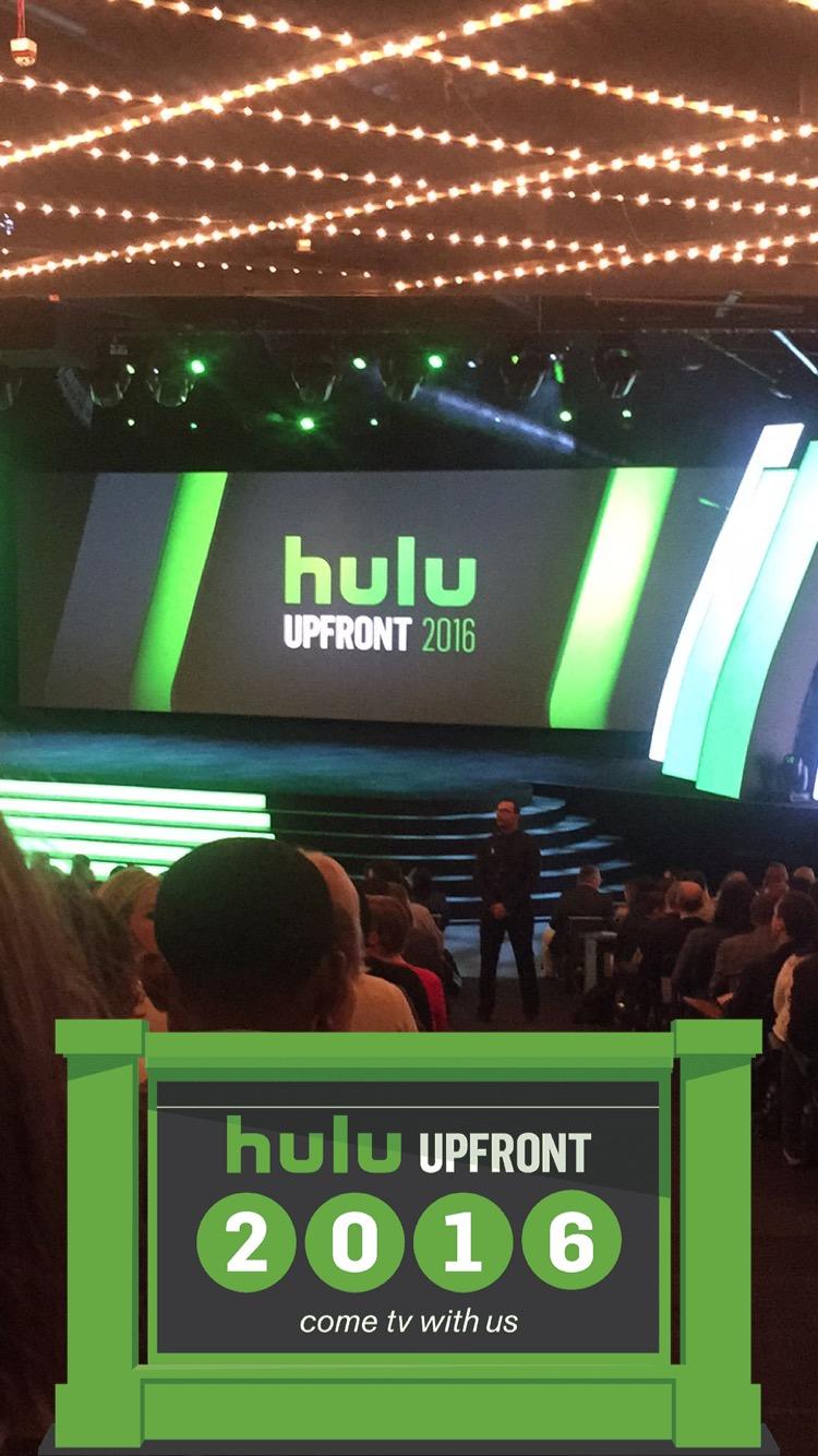 Hulu stage